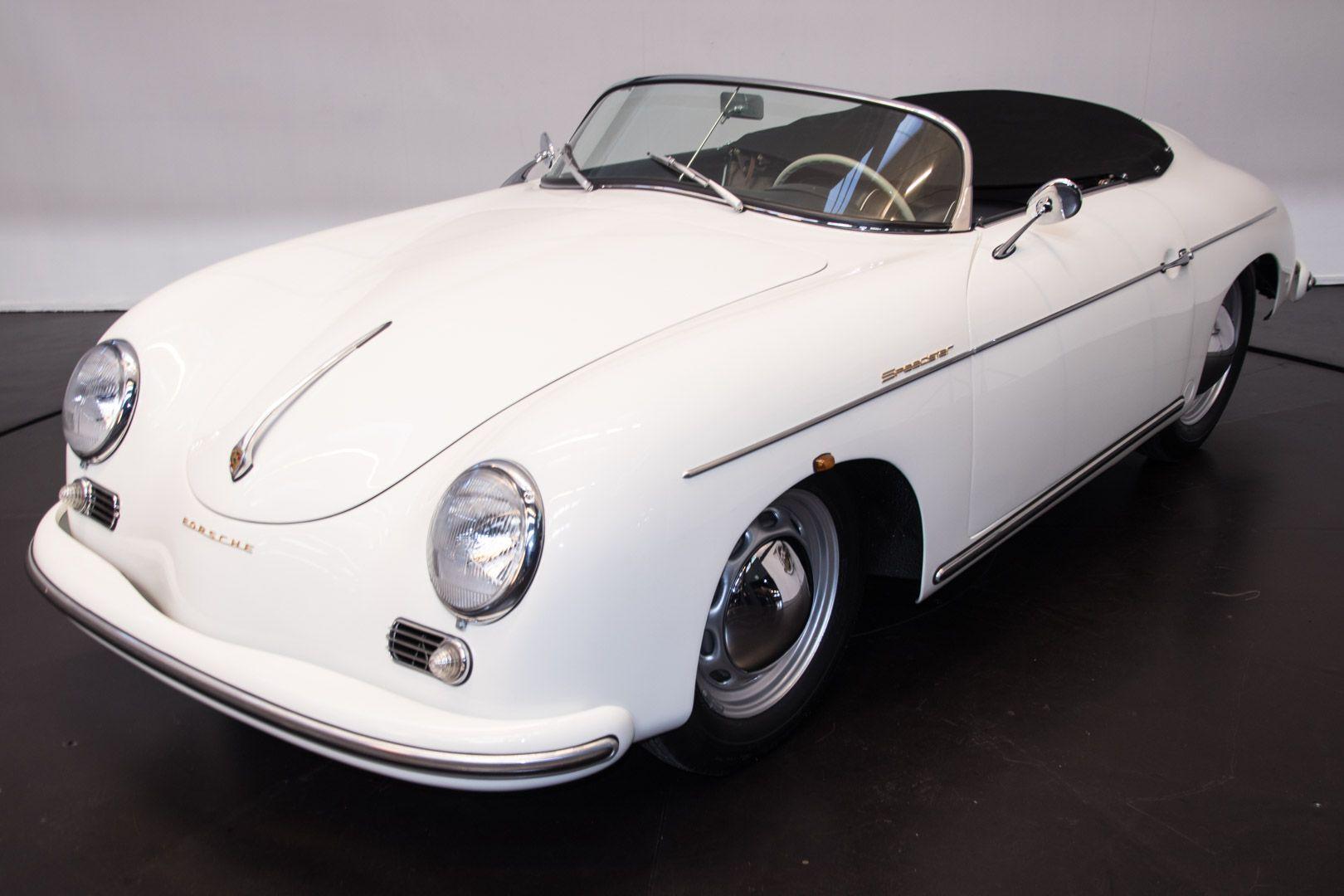 1955 Porsche 356 pre-A Speedster 17802