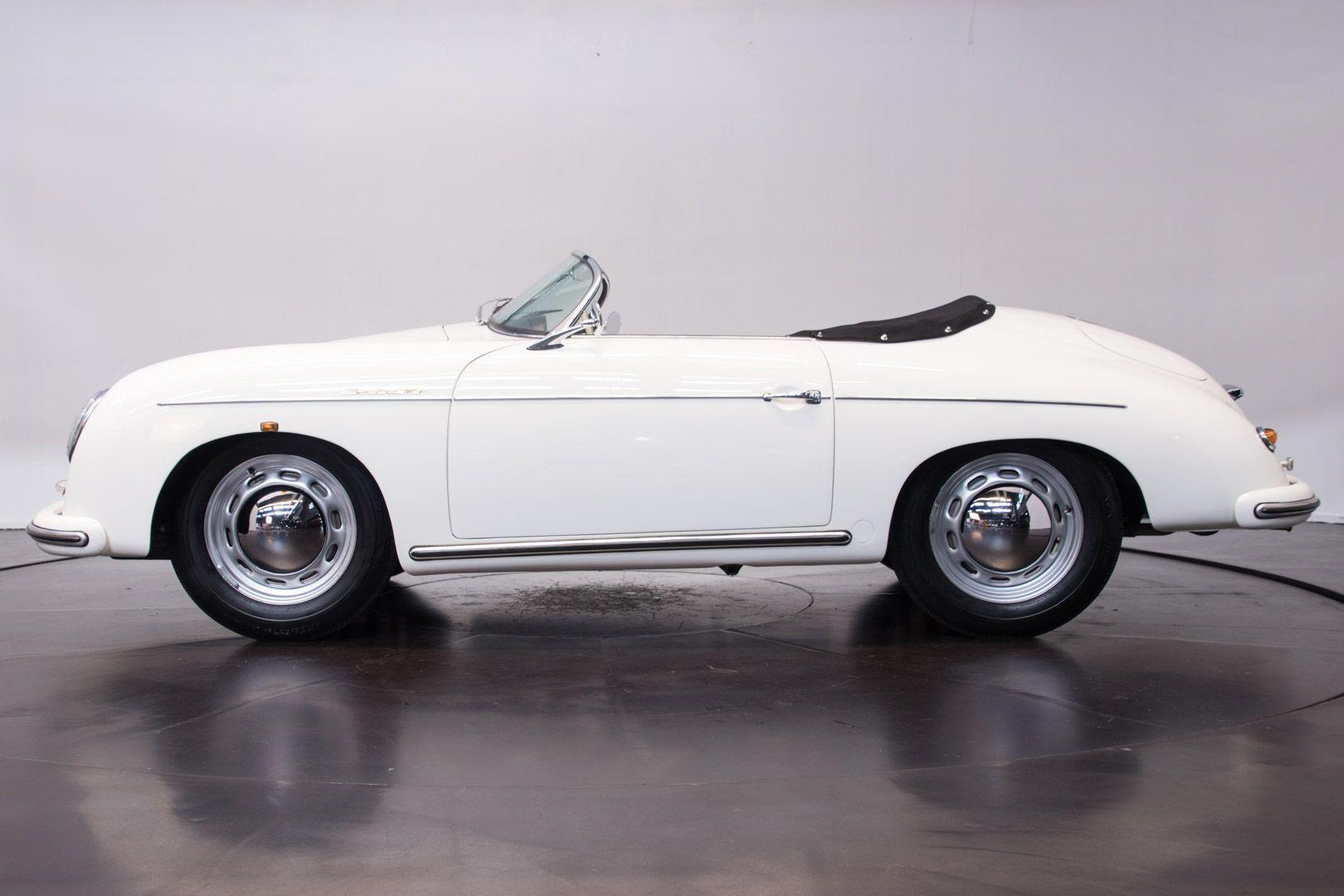 1955 Porsche 356 pre-A Speedster 17801