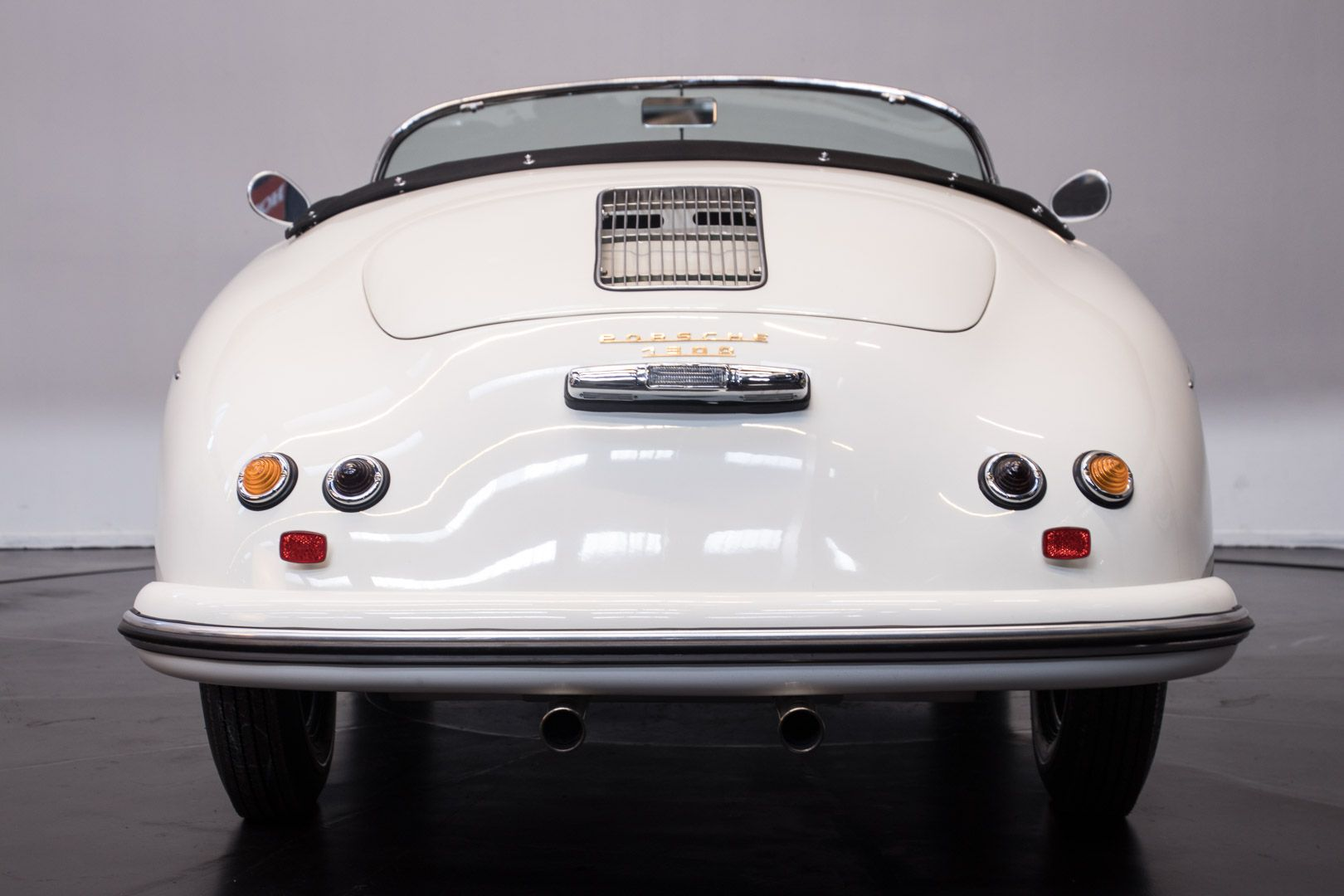 1955 Porsche 356 pre-A Speedster 17807