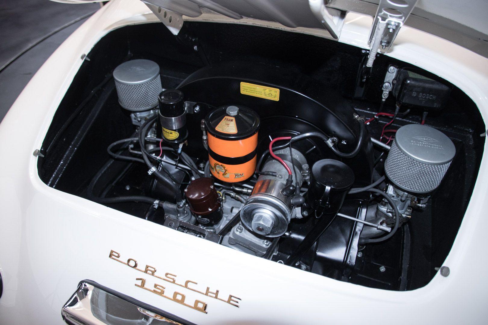 1955 Porsche 356 pre-A Speedster 17821