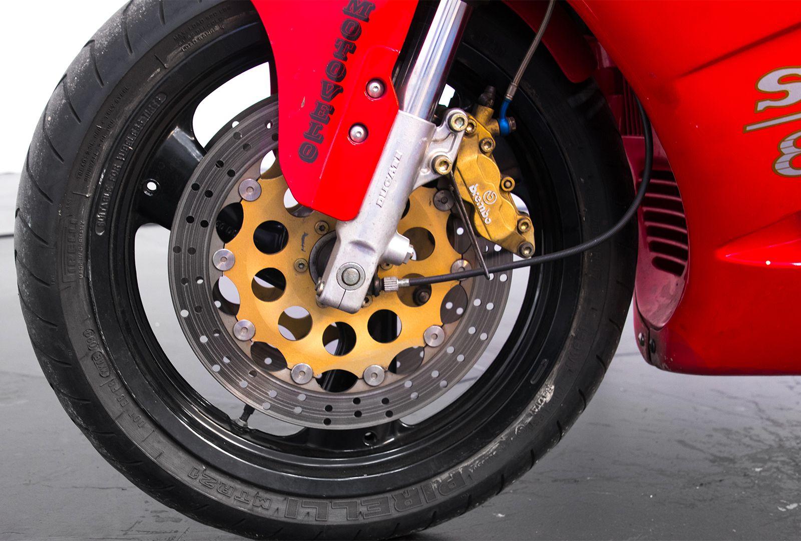 1993 Ducati Superbike 888 Desmoquattro 17913