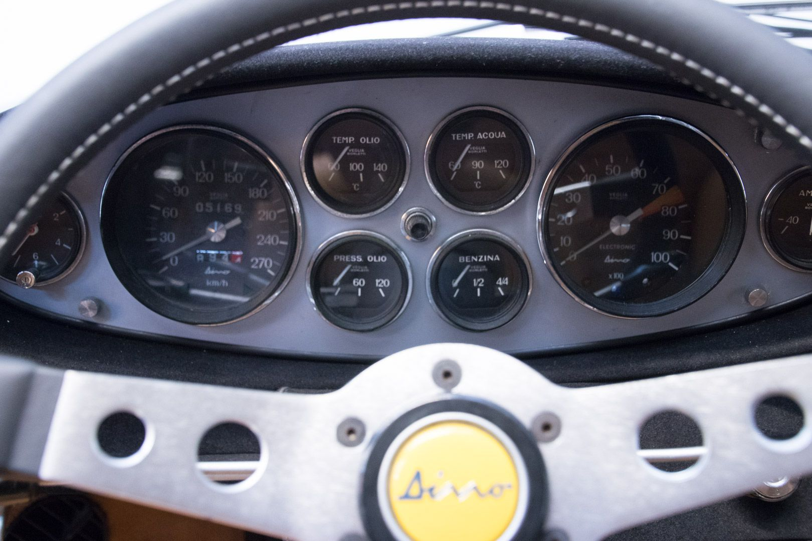 1972 Ferrari Dino 246 GT 17478