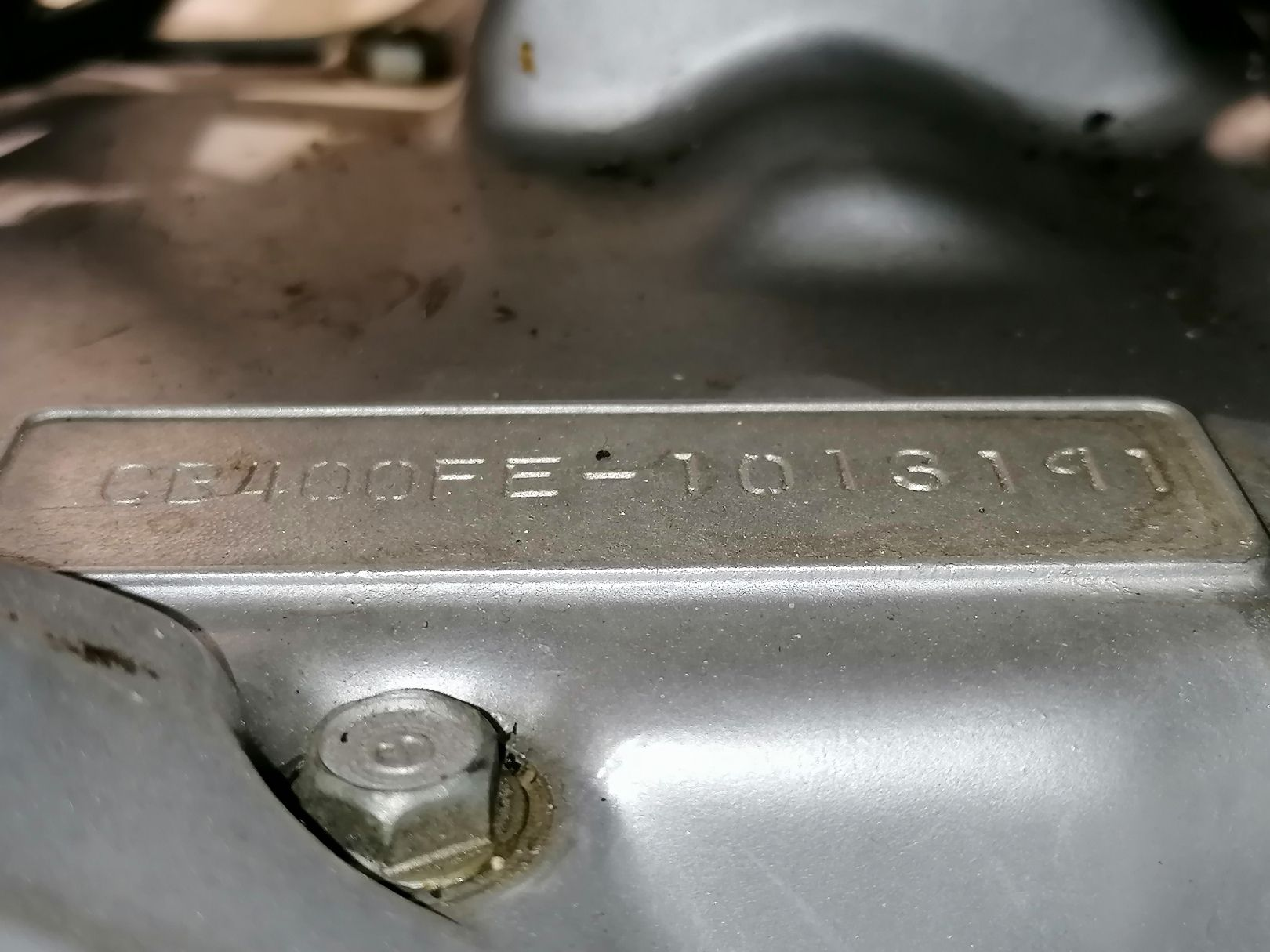 1979 Honda 400 Special 70791