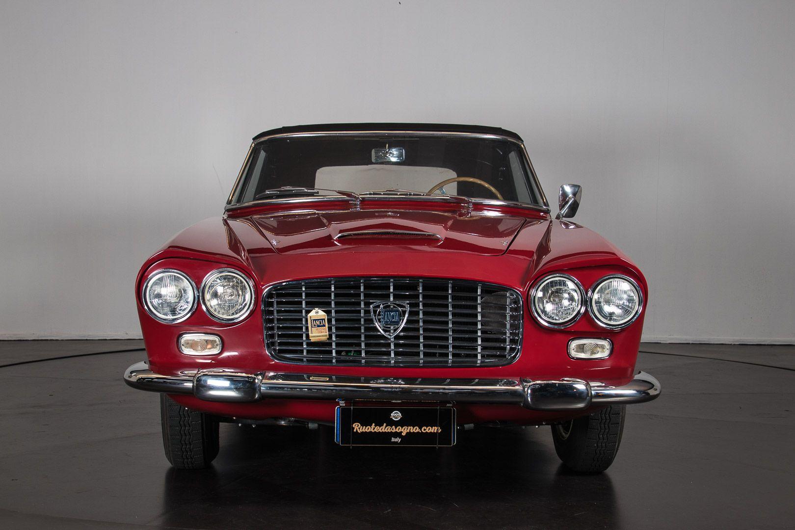 "1962 Lancia Flaminia GT ""Touring"" 2.5 Convertibile 14460"