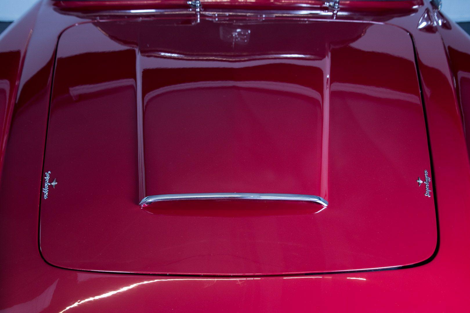 "1962 Lancia Flaminia GT ""Touring"" 2.5 Convertibile 14469"