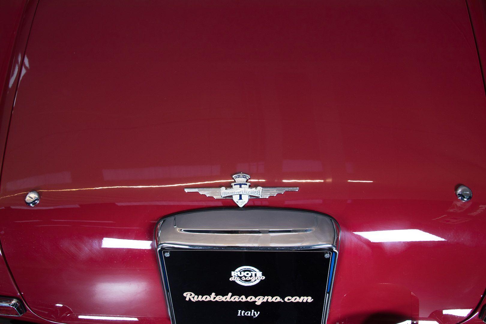 "1962 Lancia Flaminia GT ""Touring"" 2.5 Convertibile 14473"