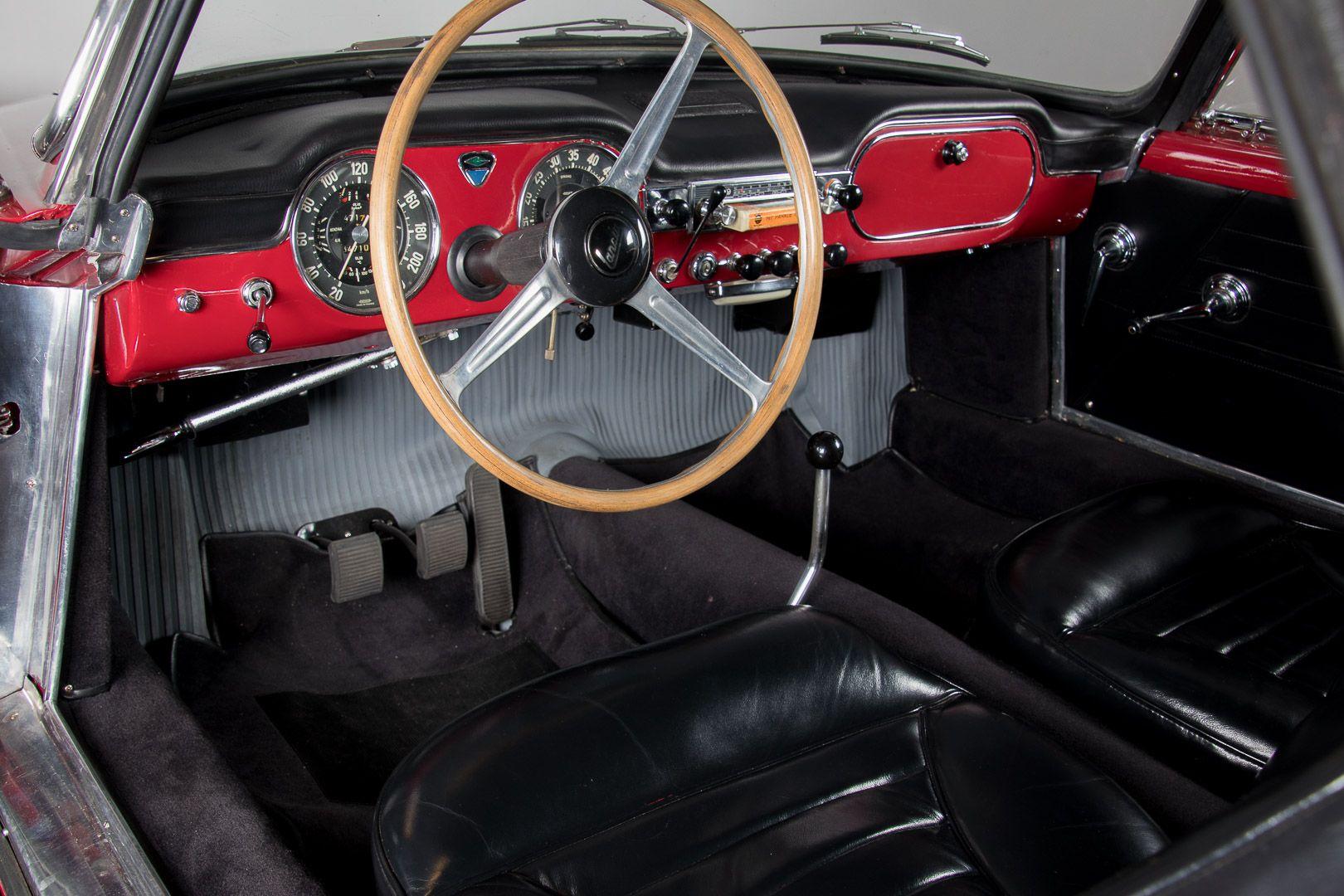 "1962 Lancia Flaminia GT ""Touring"" 2.5 Convertibile 14475"
