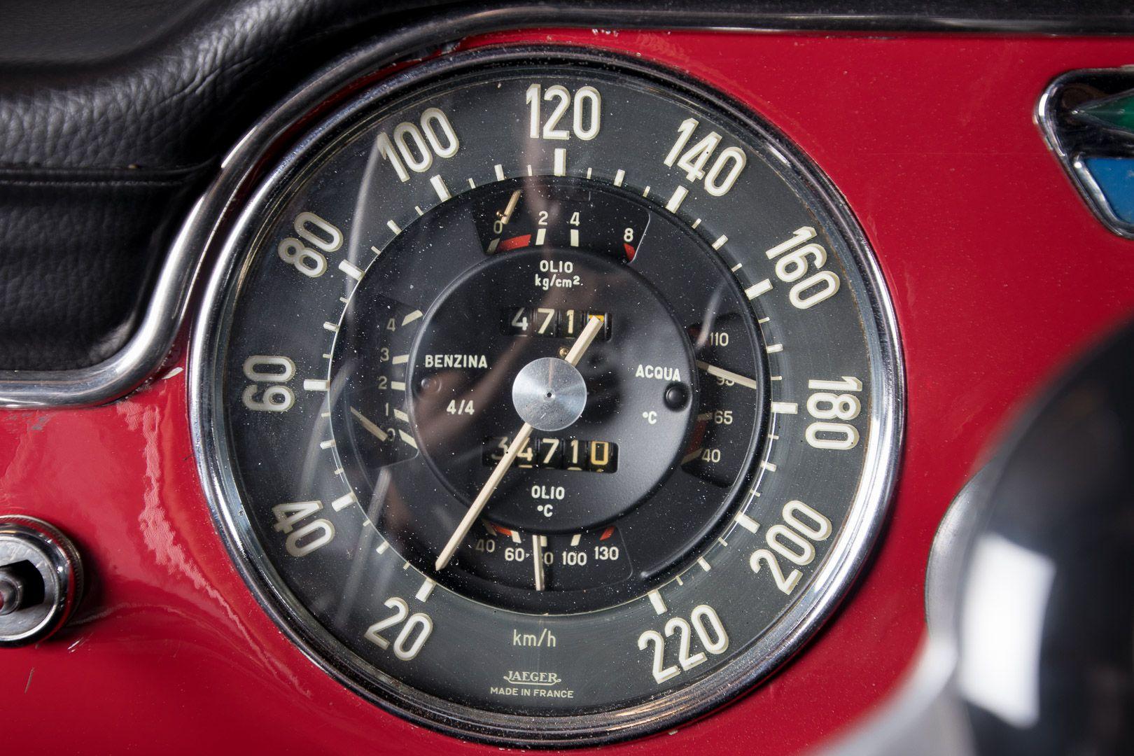 "1962 Lancia Flaminia GT ""Touring"" 2.5 Convertibile 14482"