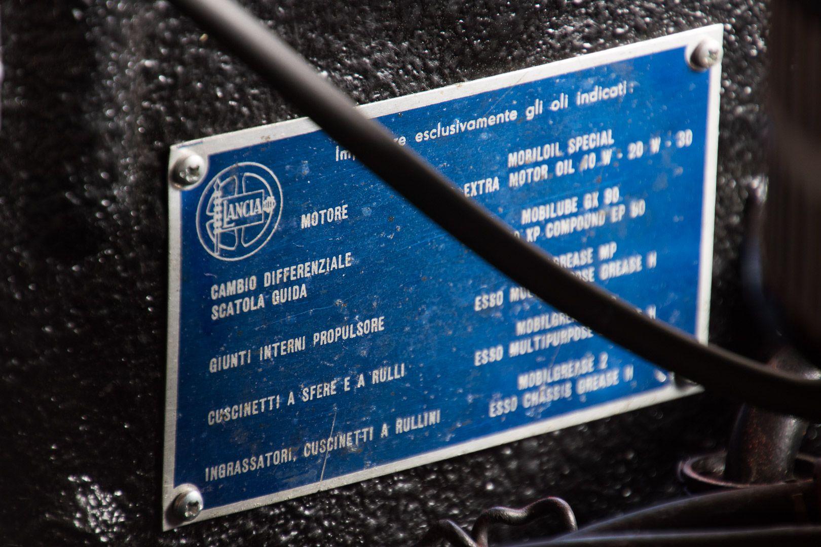 "1962 Lancia Flaminia GT ""Touring"" 2.5 Convertibile 14484"