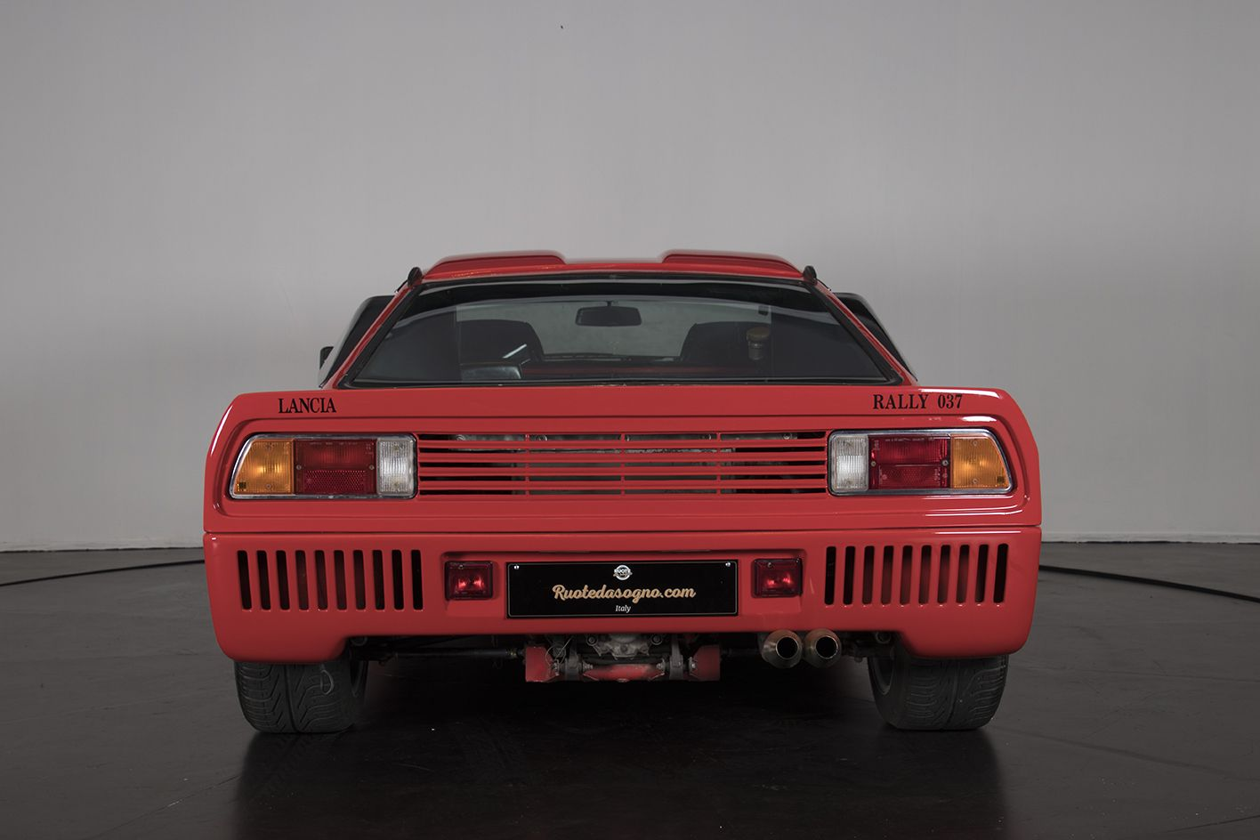"1982 Lancia Rally 037 ""stradale"" 14744"