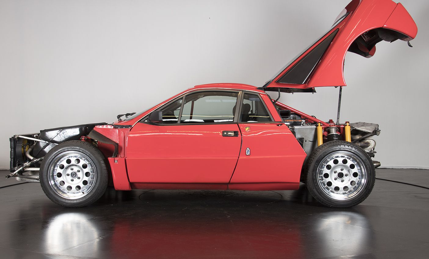 "1982 Lancia Rally 037 ""stradale"" 14768"