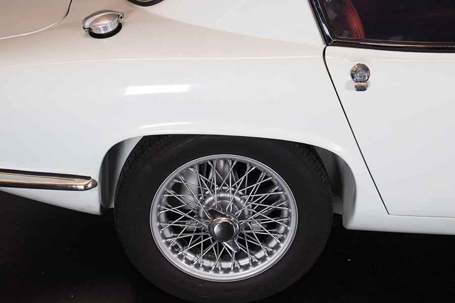 1962 Lotus Elite  15278
