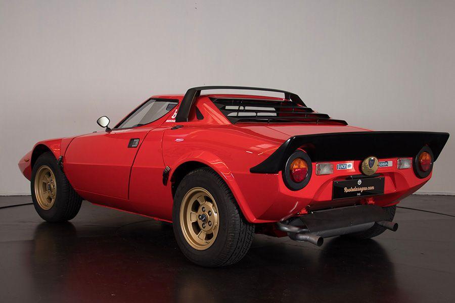 "1976 Lancia Stratos ""Stradale""  15854"