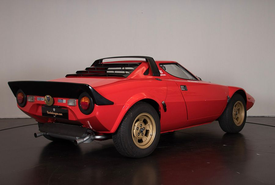 "1976 Lancia Stratos ""Stradale""  15857"