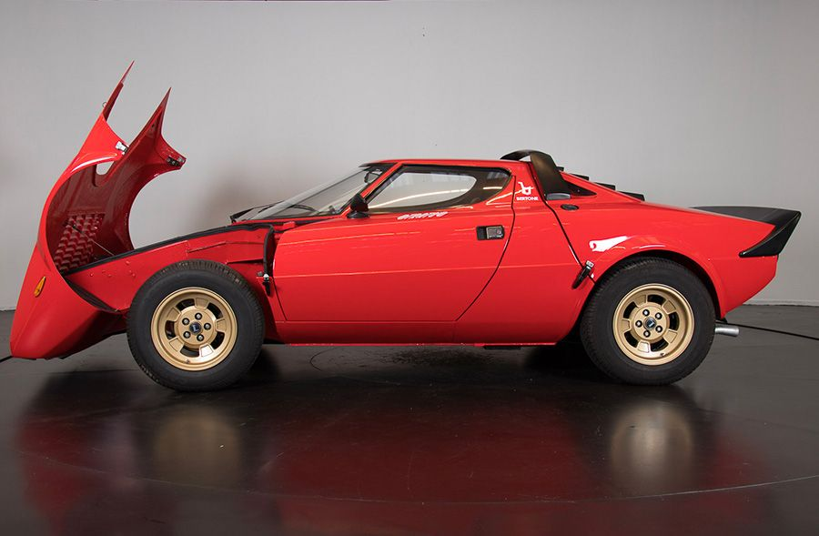 "1976 Lancia Stratos ""Stradale""  15867"