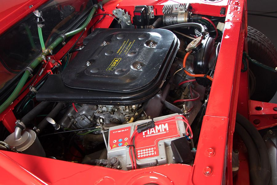 "1976 Lancia Stratos ""Stradale""  15870"