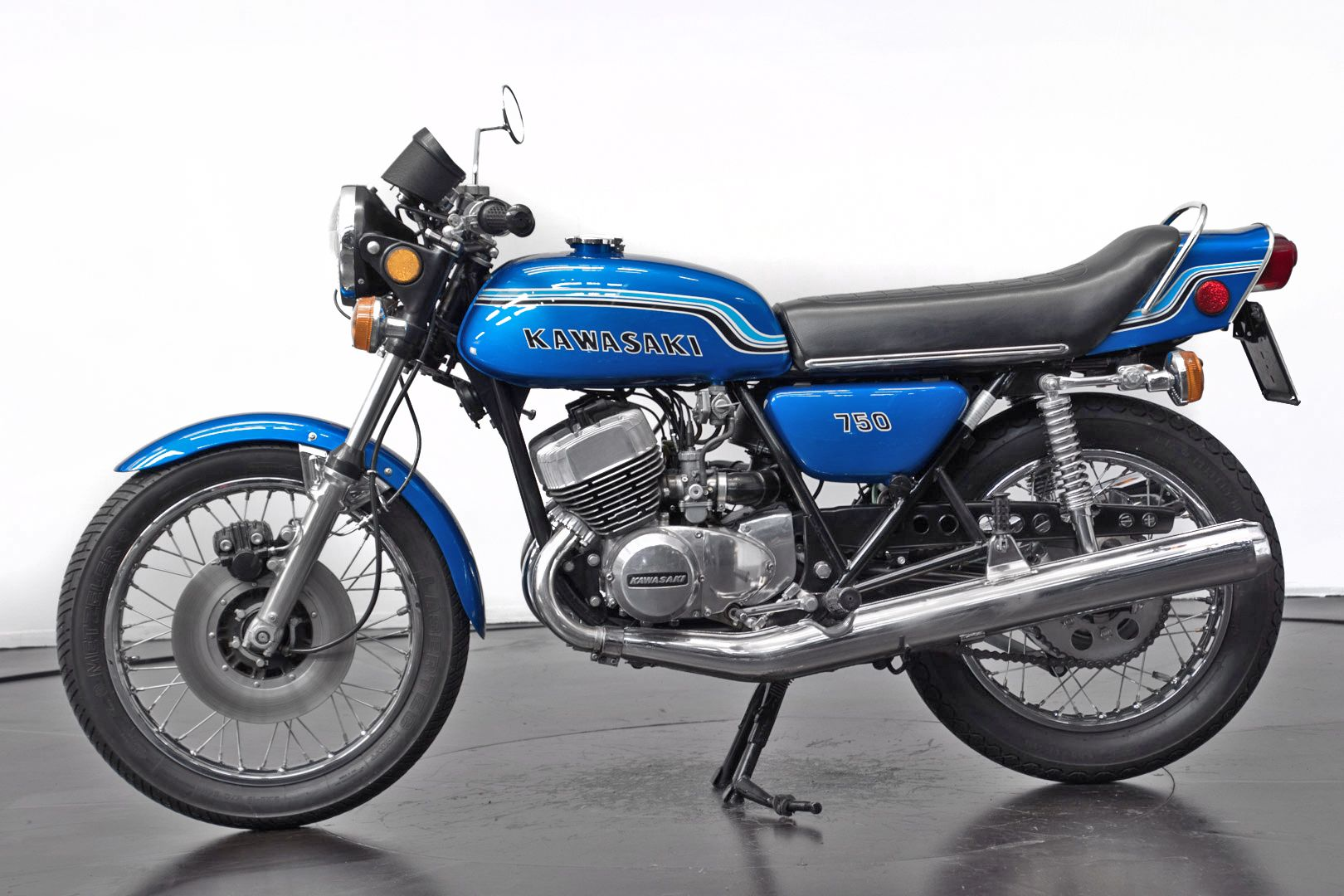 1972 Kawasaki 750 Mach IV 34407