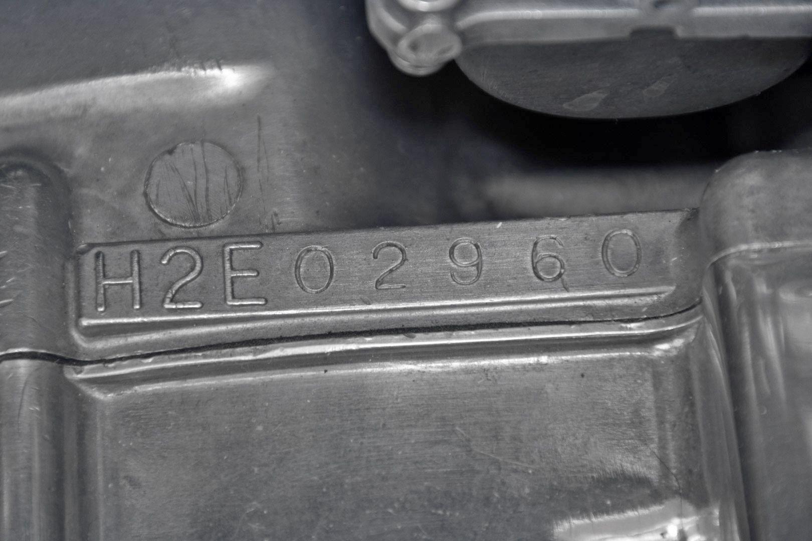 1972 Kawasaki 750 Mach IV 34413