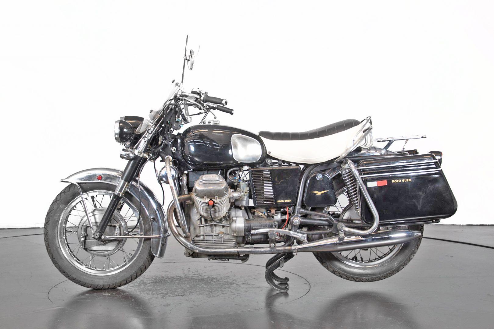 1973 Moto Guzzi VP V7 GT850 41830