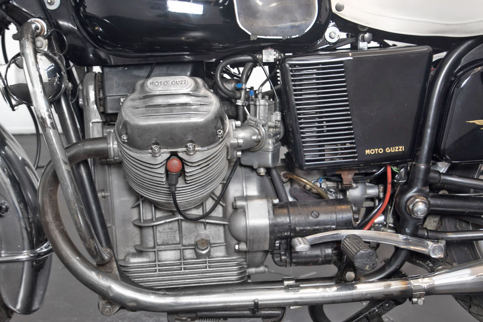1973 Moto Guzzi VP V7 GT850 41835