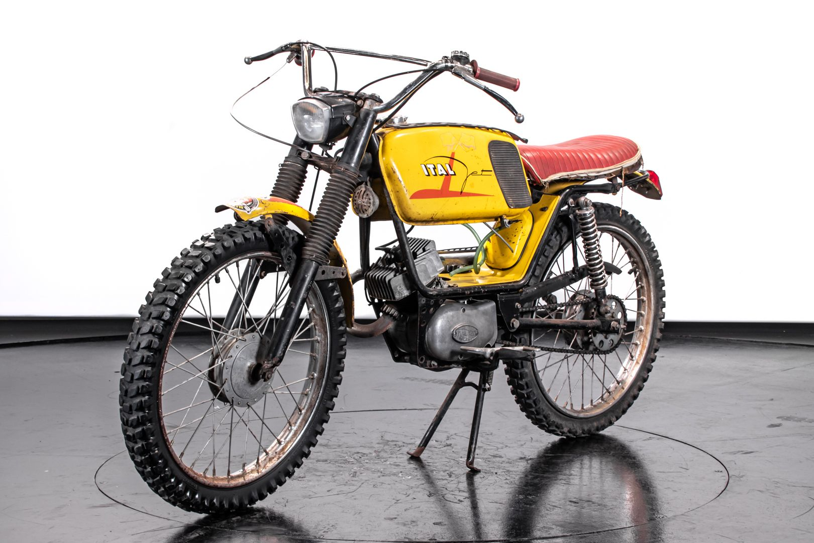 1970 Italjet Trial 71912