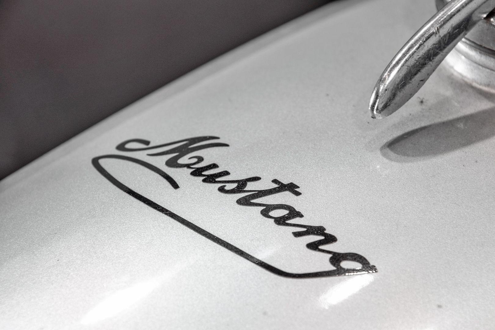 1969 Italjet 50 Mustang 36801