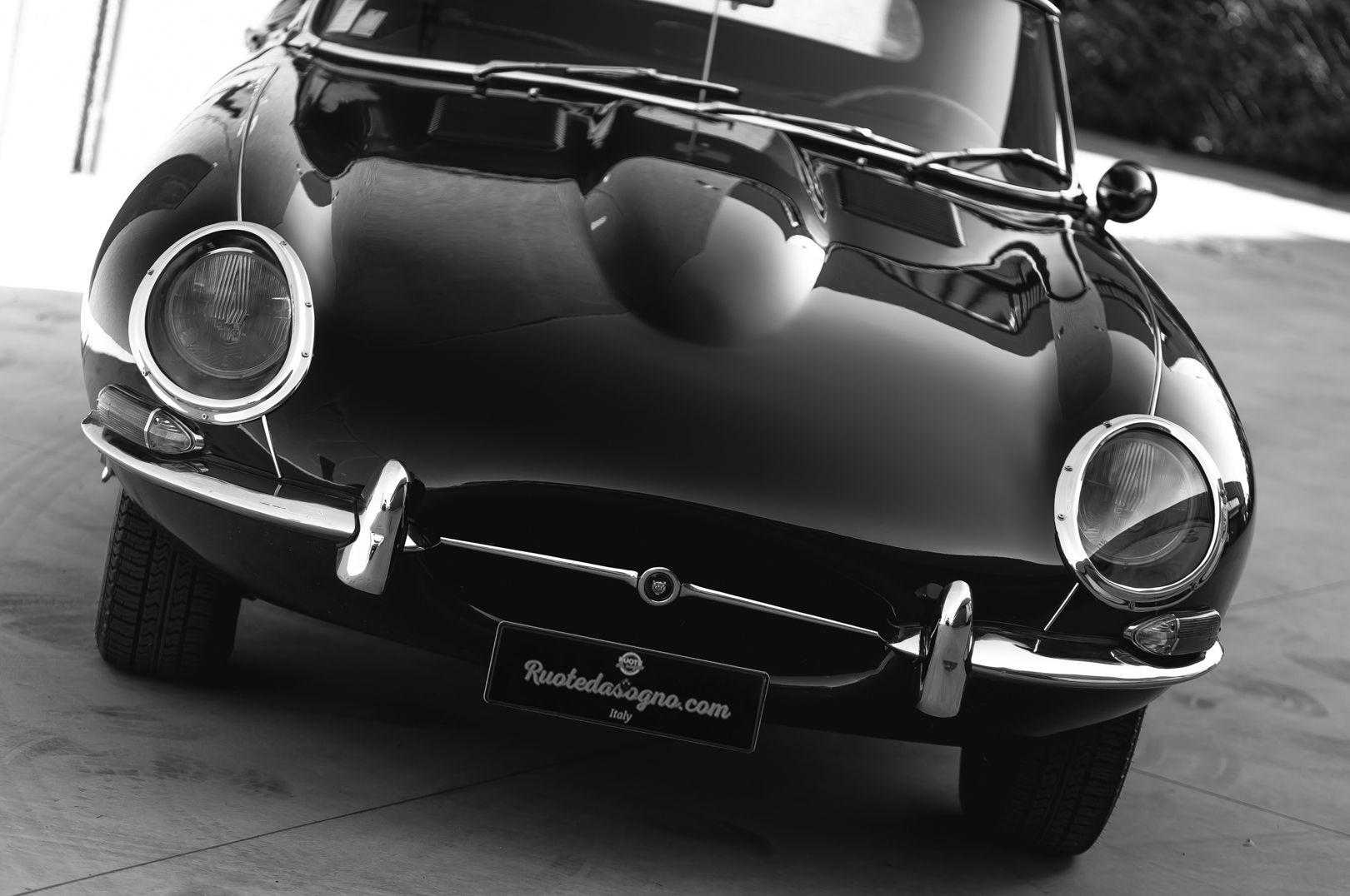 1968 Jaguar E-Type 4.2 Series 1 OTS 75639