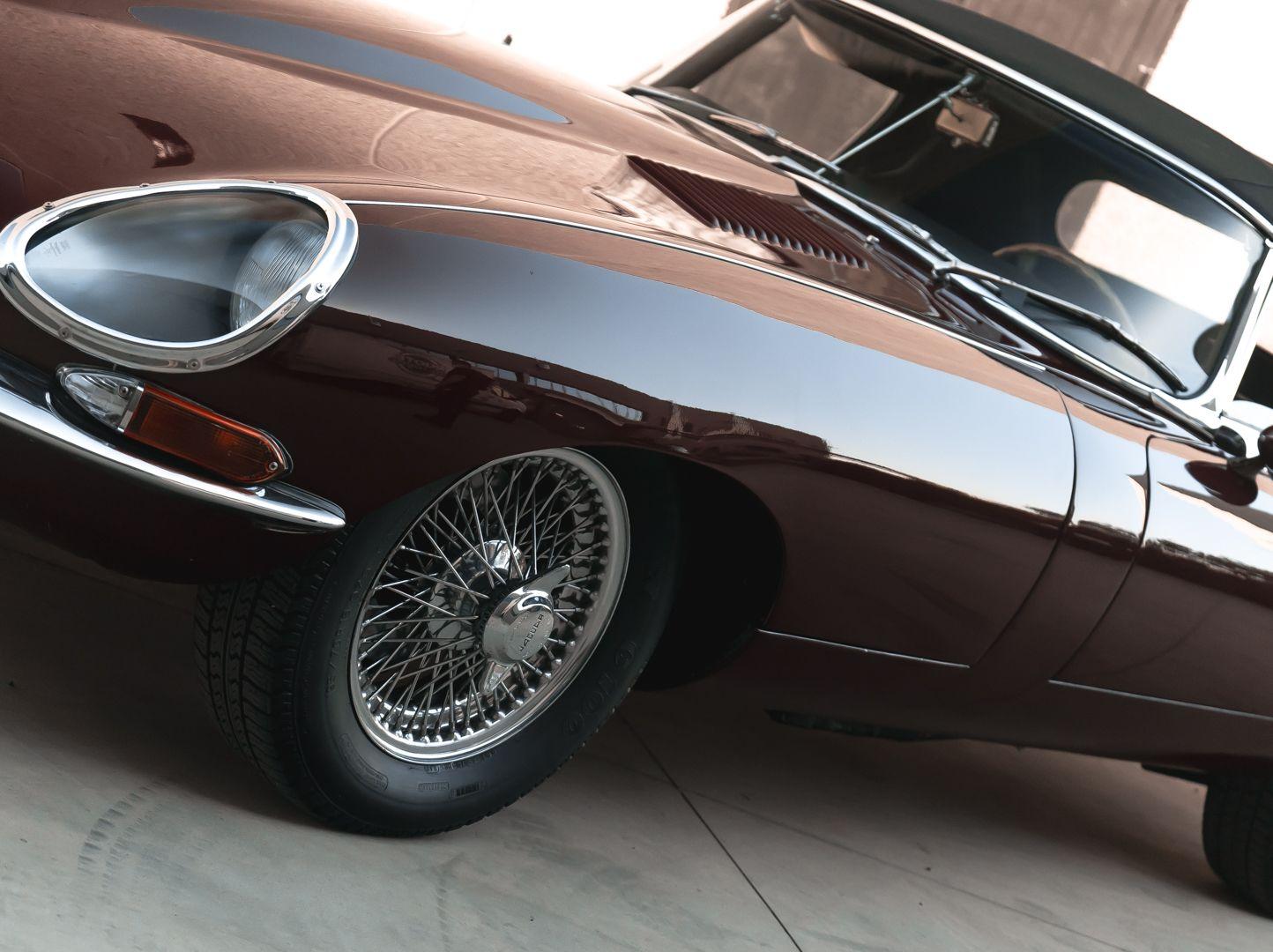 1968 Jaguar E-Type 4.2 Series 1 OTS 75590