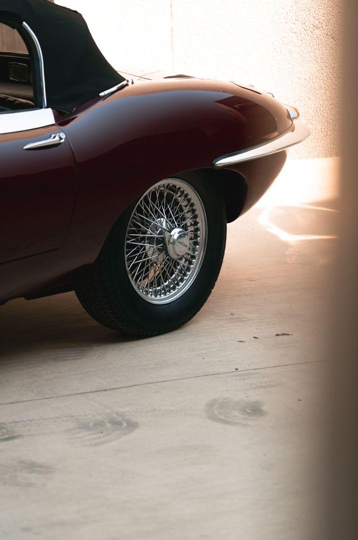 1968 Jaguar E-Type 4.2 Series 1 OTS 75588