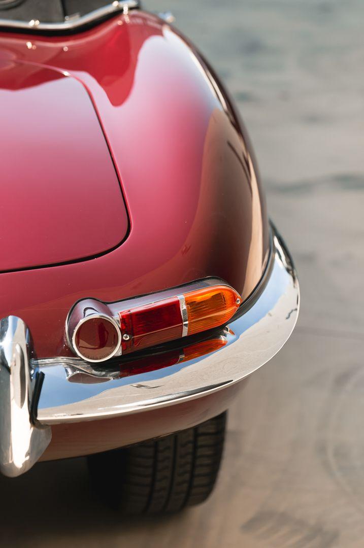 1968 Jaguar E-Type 4.2 Series 1 OTS 75602