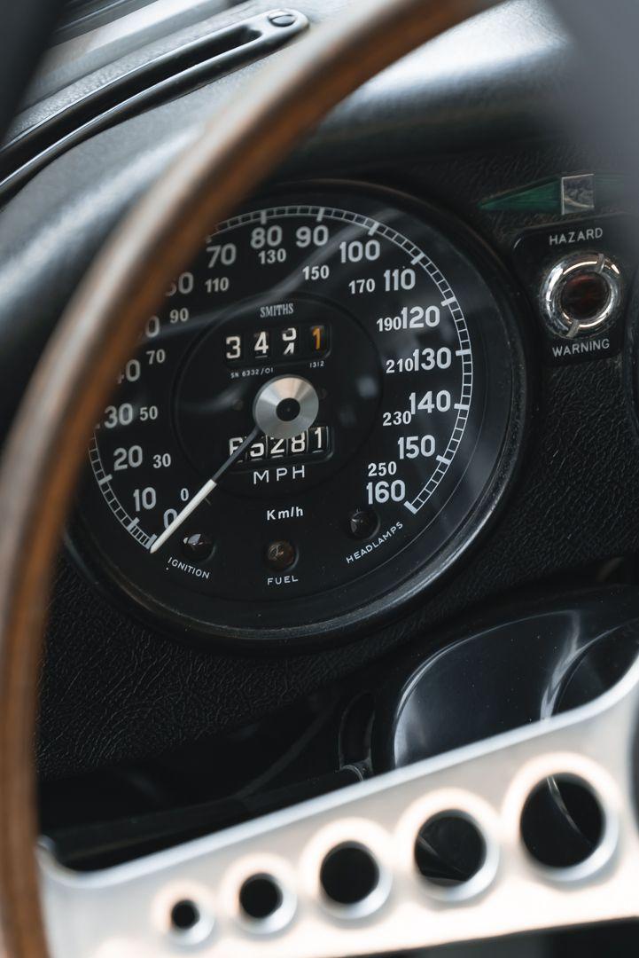 1968 Jaguar E-Type 4.2 Series 1 OTS 75617