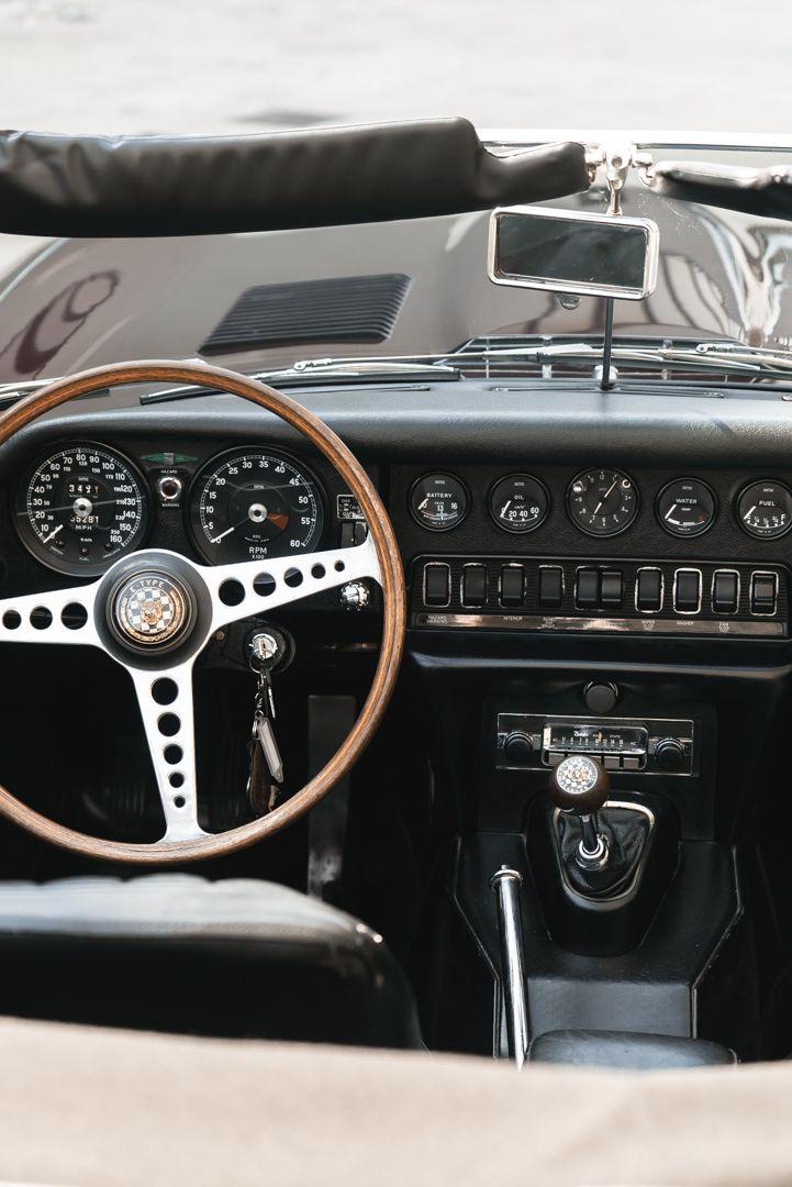 1968 Jaguar E-Type 4.2 Series 1 OTS 75624