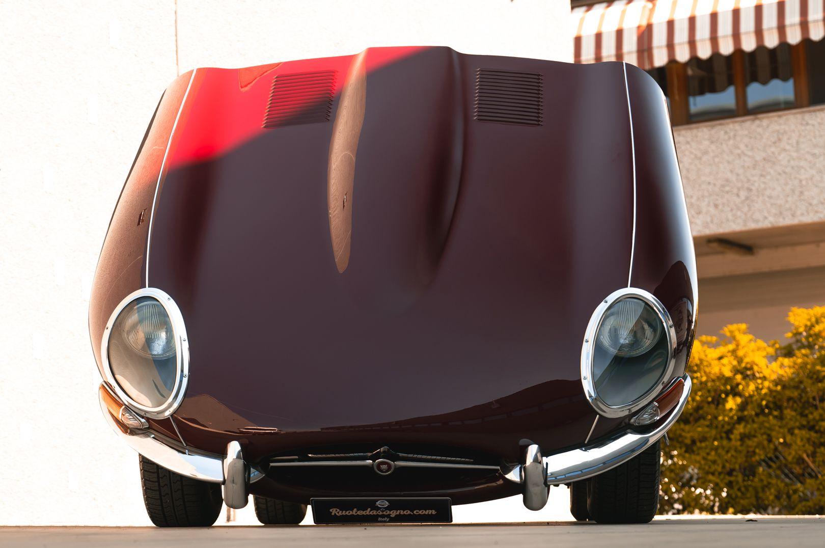 1968 Jaguar E-Type 4.2 Series 1 OTS 75608
