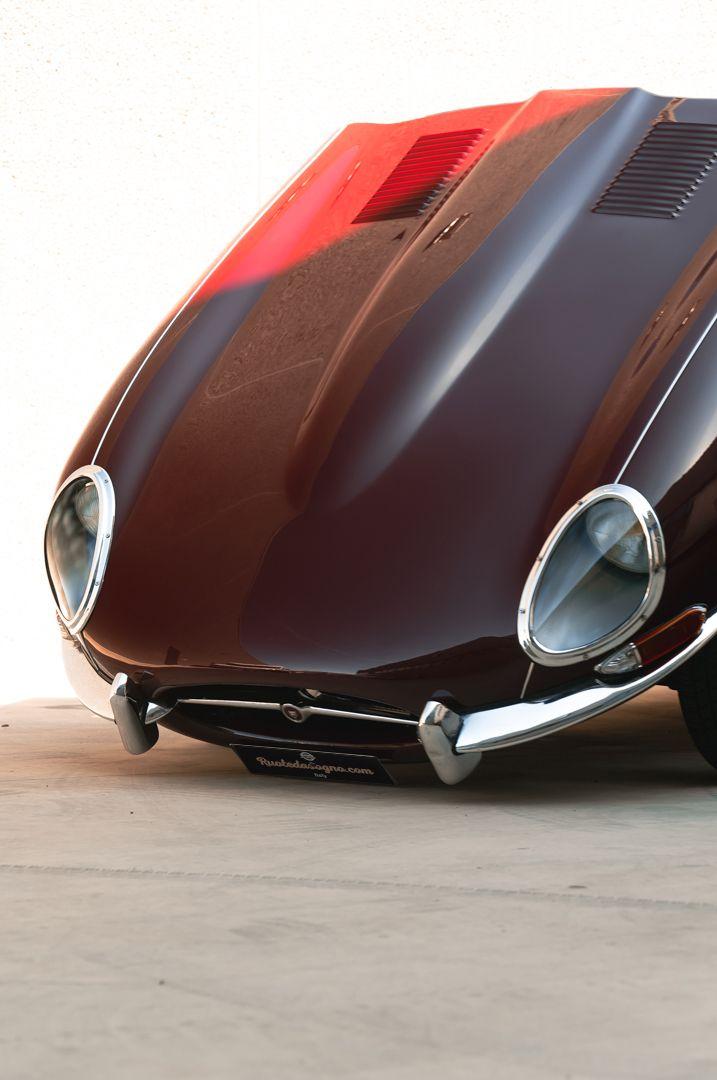 1968 Jaguar E-Type 4.2 Series 1 OTS 75607