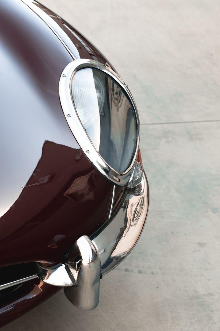 1968 Jaguar E-Type 4.2 Series 1 OTS 75612