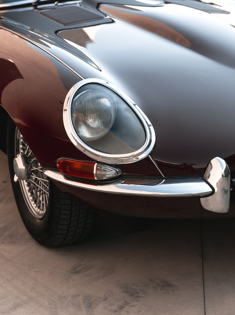1968 Jaguar E-Type 4.2 Series 1 OTS 75592