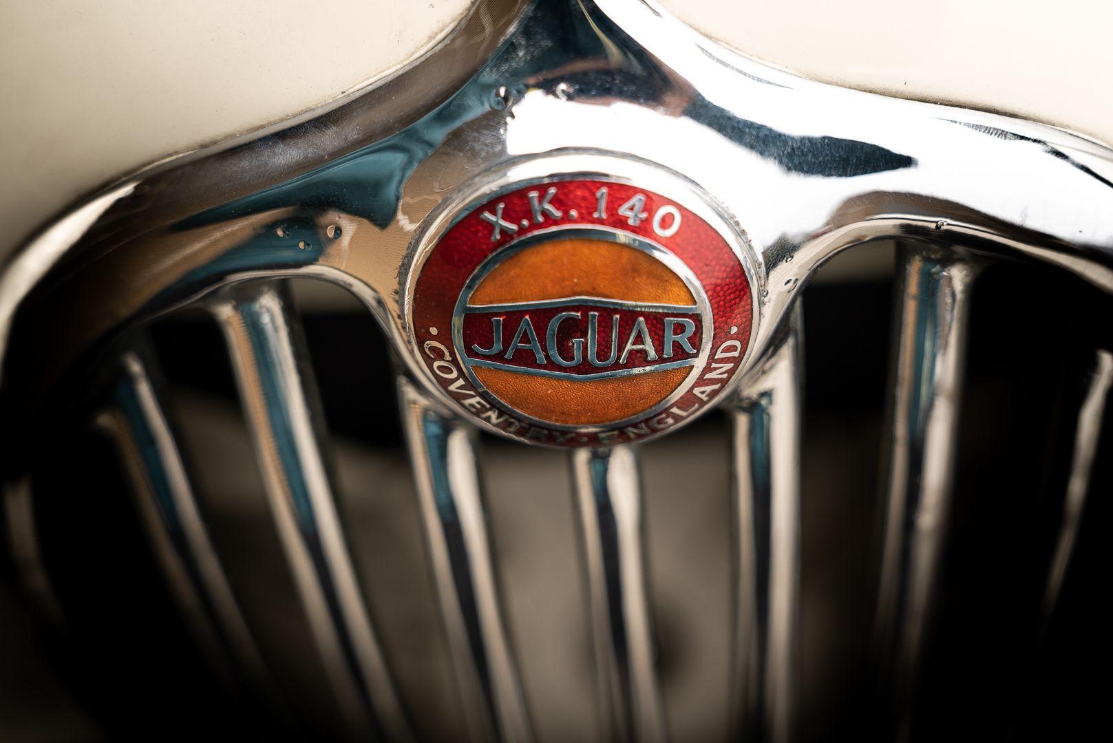 1955 Jaguar XK140 FHC SE 60918