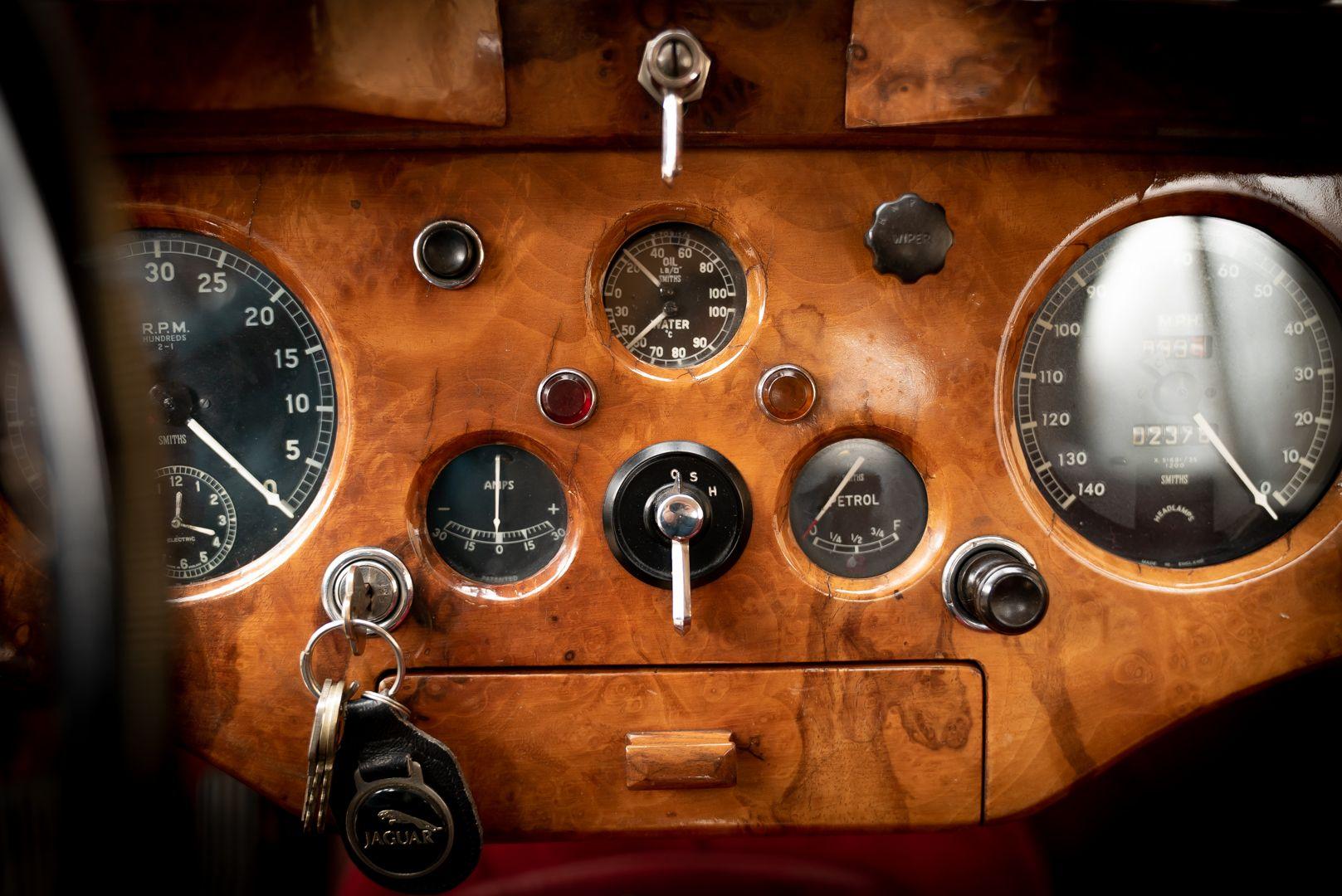 1955 Jaguar XK140 FHC SE 60898