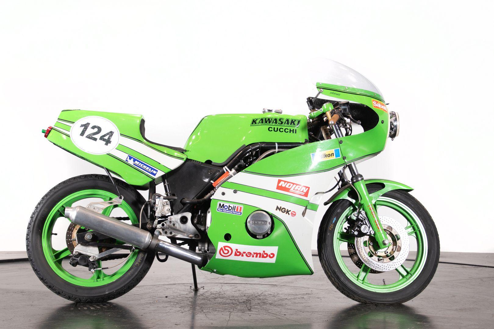 1977 Kawasaki Cucchi 1200 74838