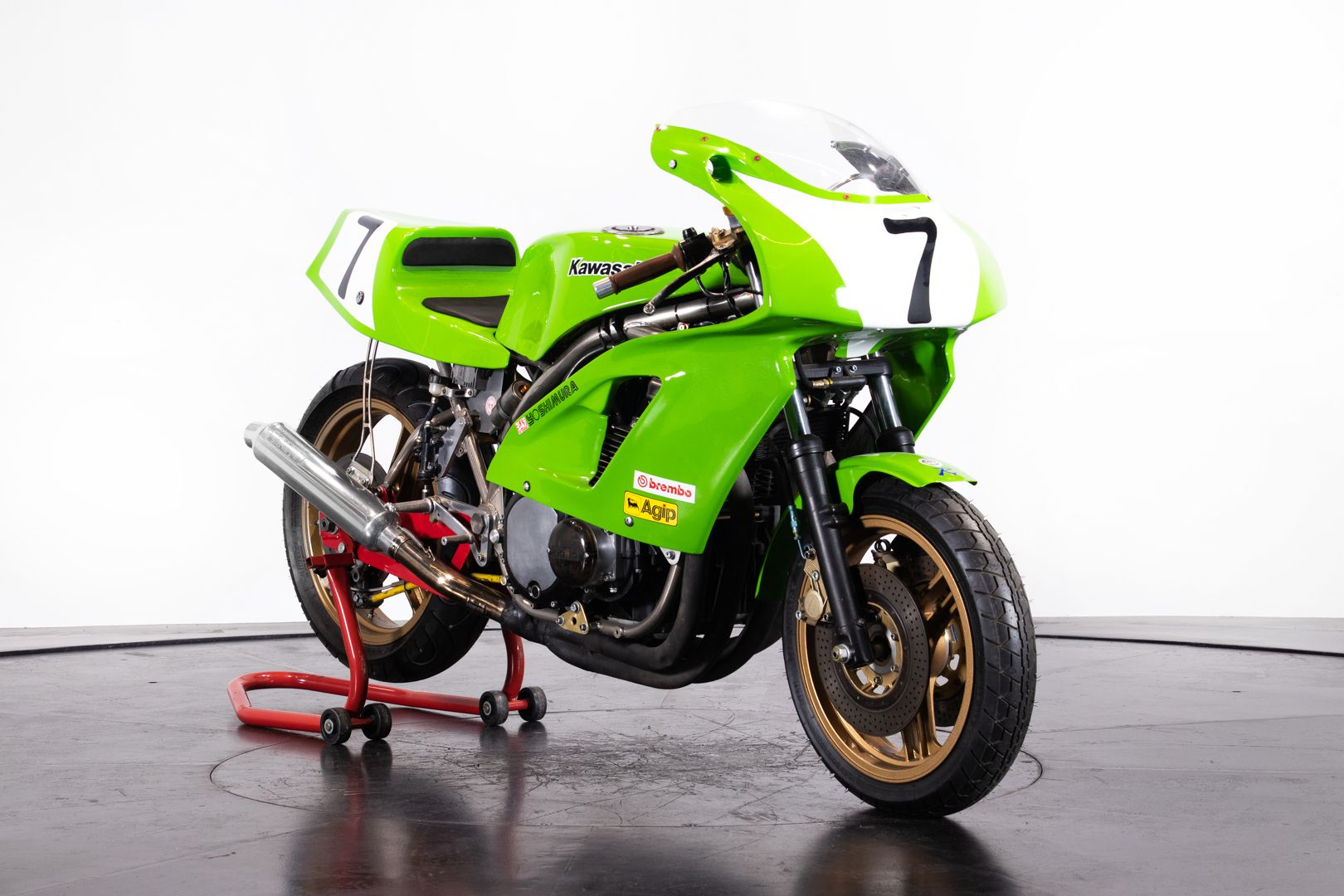1981 Kawasaki Nico Bakker 74874