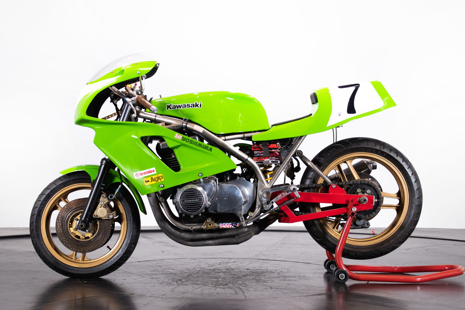 1981 Kawasaki Nico Bakker 74881