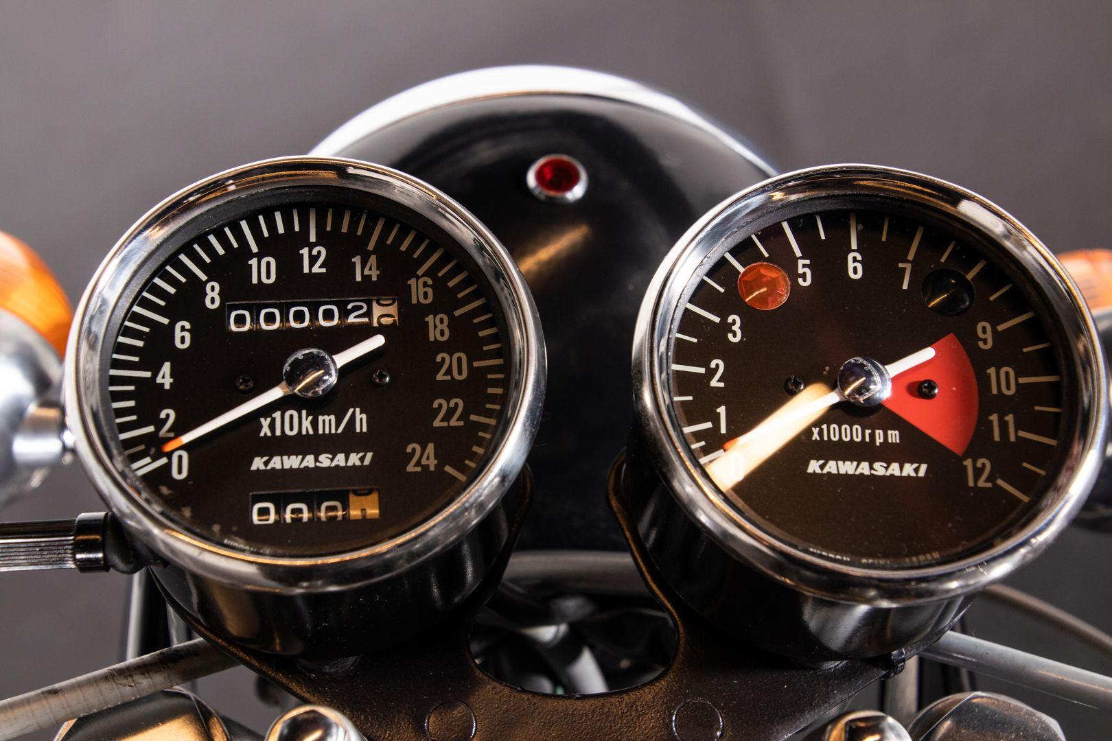 1970 Kawasaki 500 H1 44381