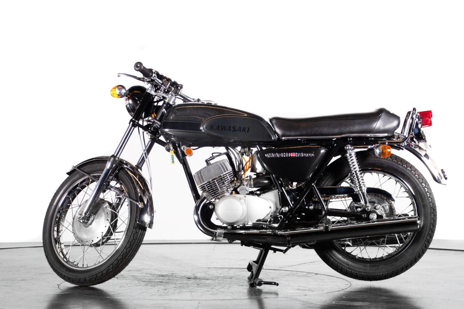 1970 Kawasaki 500 H1 44377