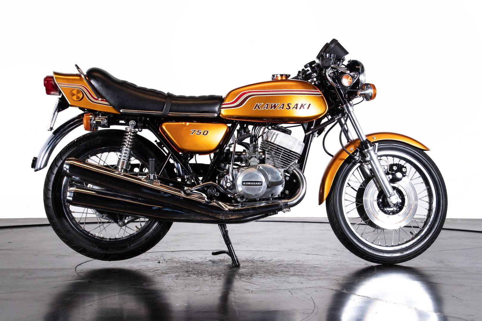 1972 KAWASAKI H2 MACH IV 750 56362