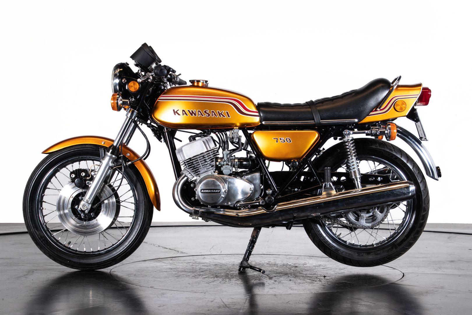 1972 KAWASAKI H2 MACH IV 750 56363