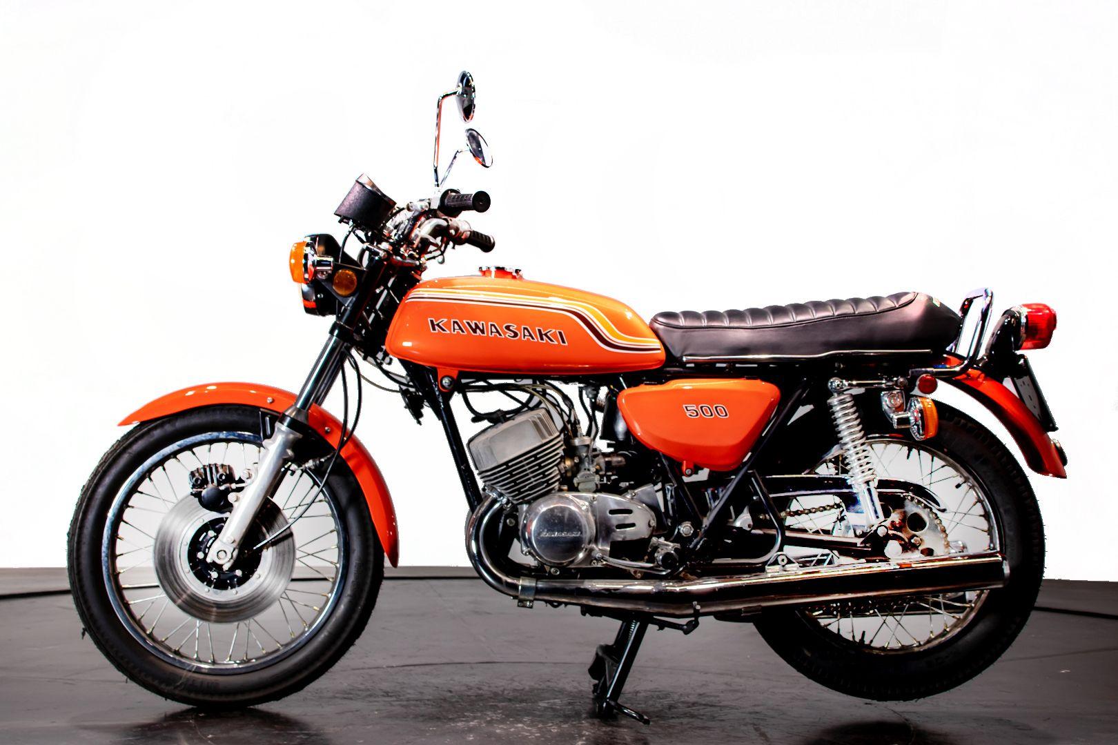 1972 KAWASAKI 500 H1B 57916