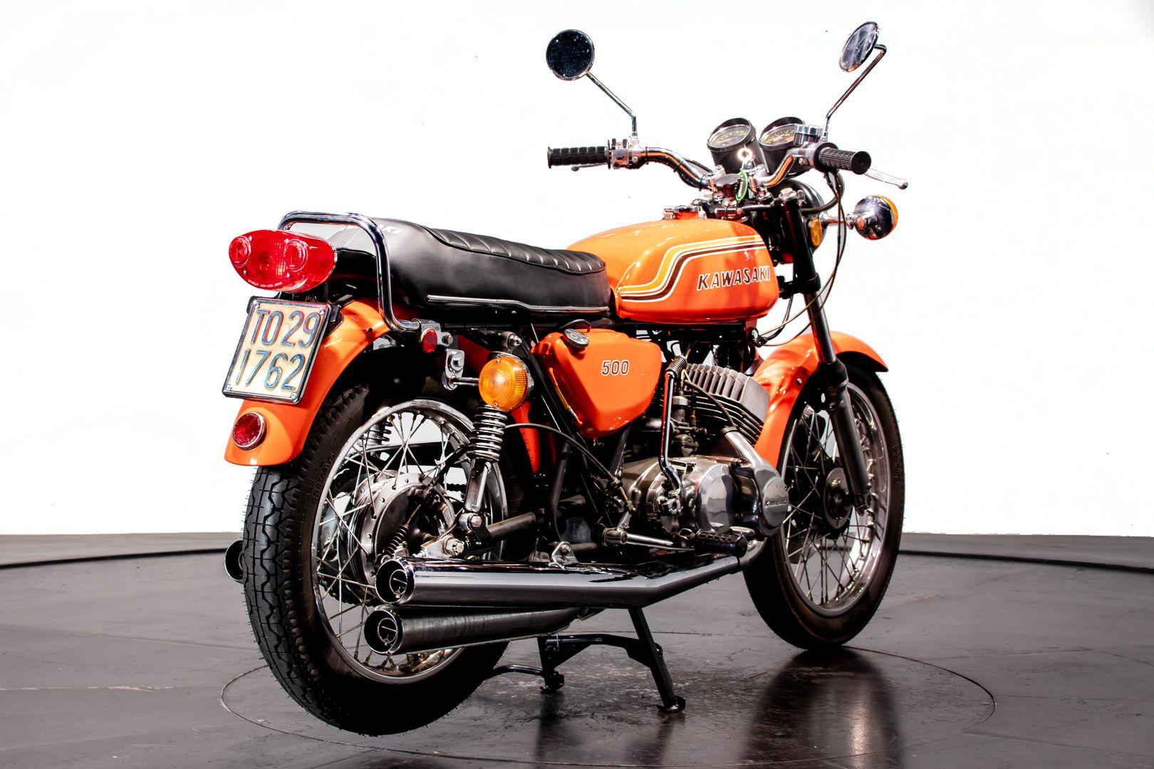 1972 KAWASAKI 500 H1B 57907