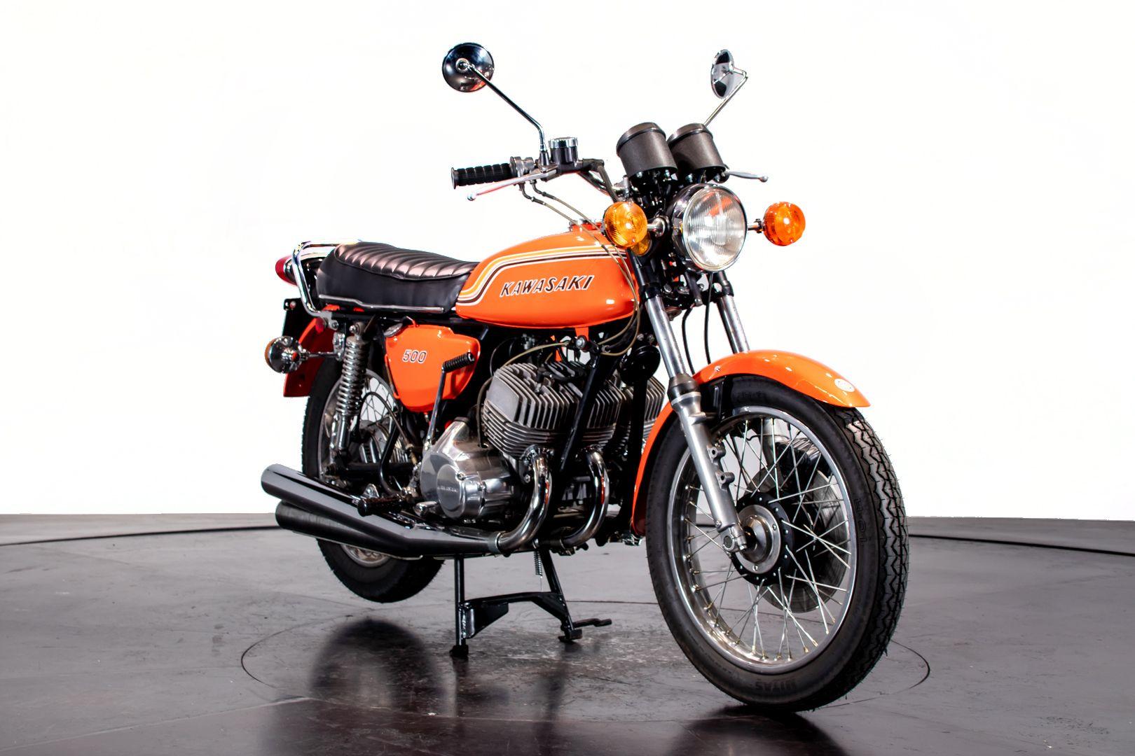 1972 KAWASAKI 500 H1B 57918