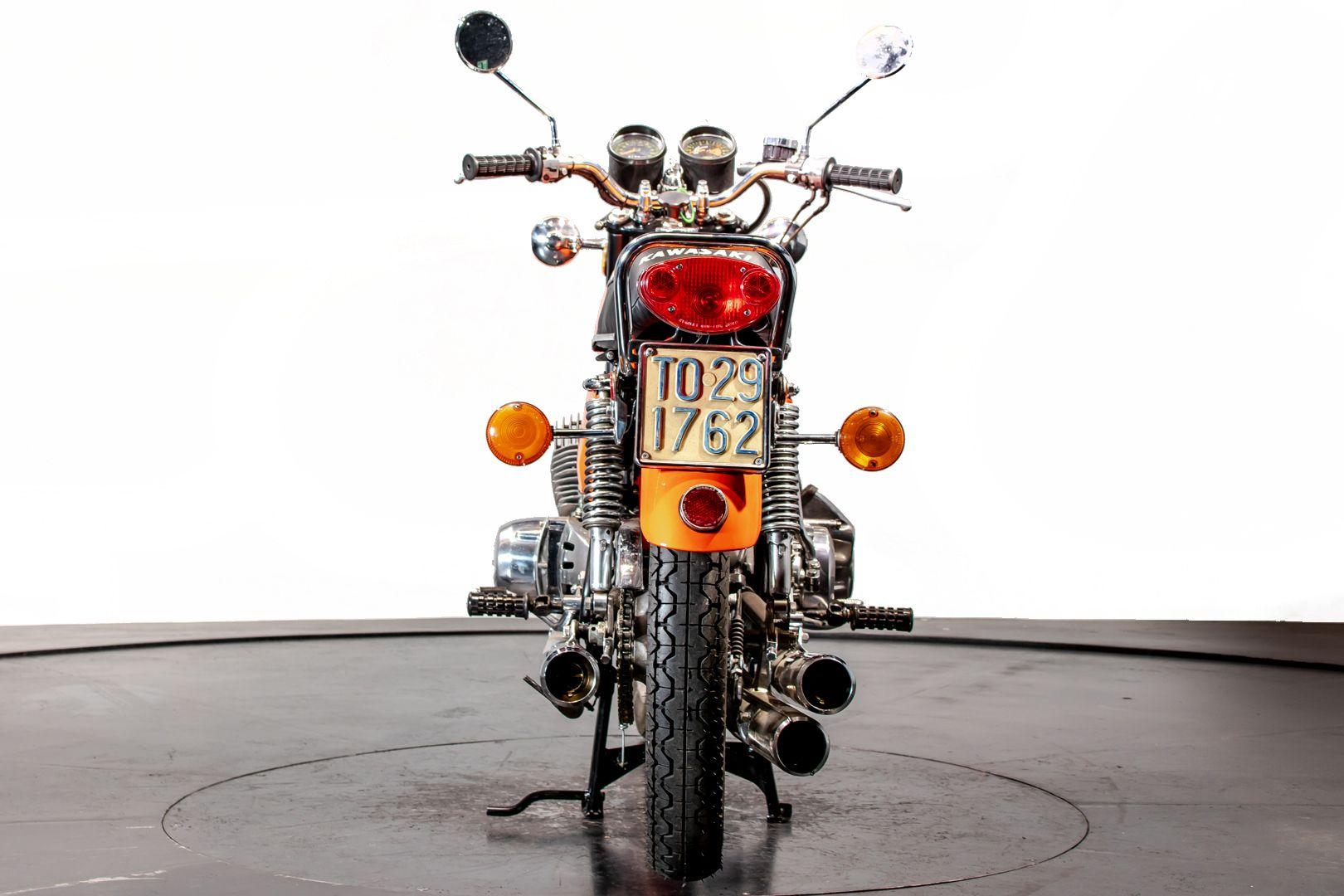 1972 KAWASAKI 500 H1B 57909