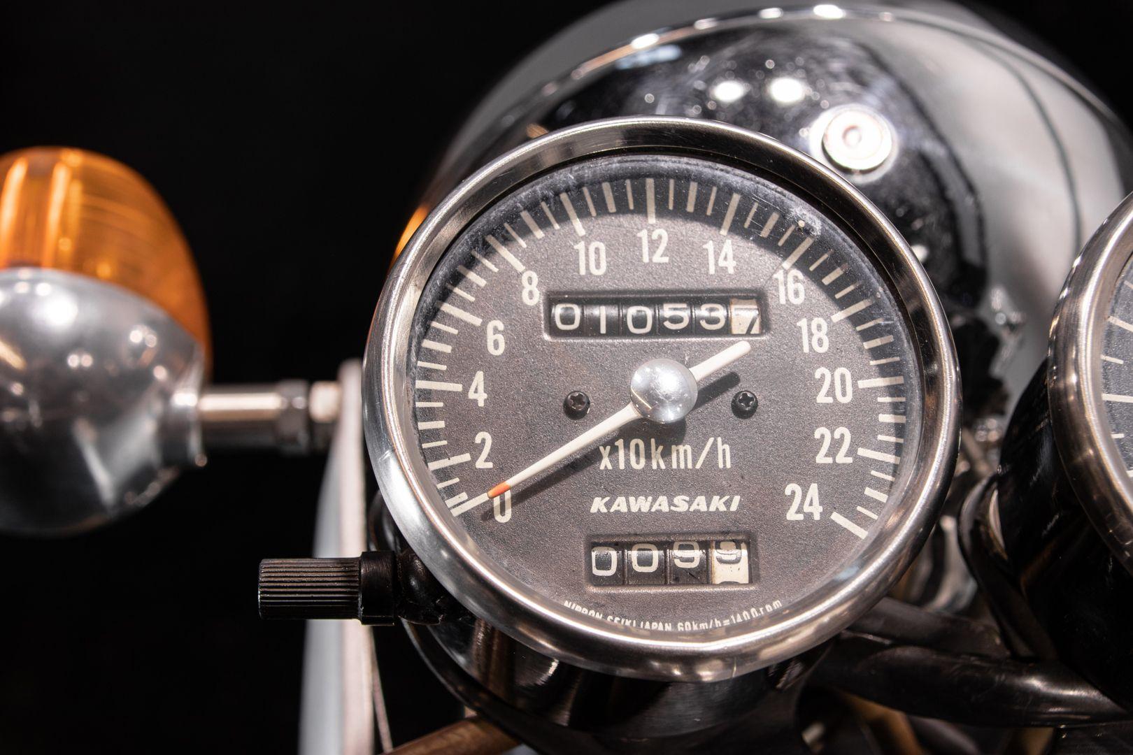 1970 Kawasaki Mach III H1 500 62094